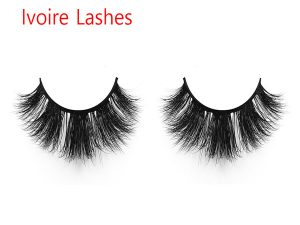Color Mink Fur Lashes Manufacturer IL3D29