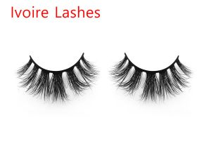 100% Pure Mink Eyelashes Wholesale IL3D19