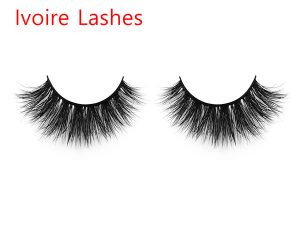 Newest Real Sable Fur Eyelashes Factory IL3D20