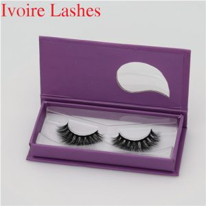 Customizable 3D Mink Eyelash Box Manufacturer
