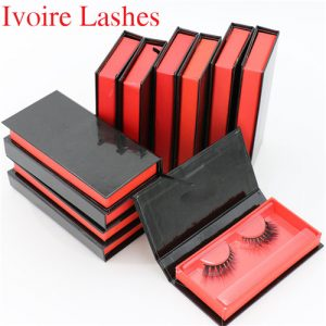 Fast Delivery Premium Individuals 3D Silk Lashes With Private Packaging