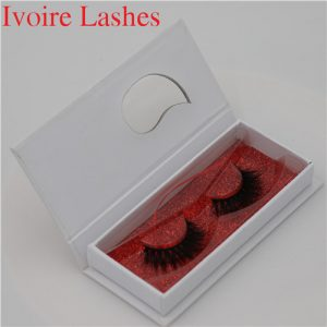 Wholesale Mink Strip Eyelashes Price With Private Label Package