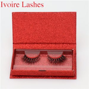 China 3D Silk Fur Lashes With Private Label Package Factory Price