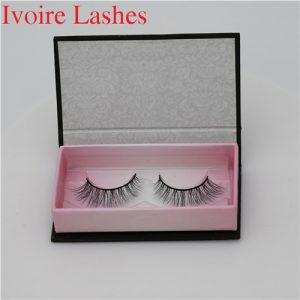 China 3D Silk Fur Lashes With Private Label Package Fast Delivery