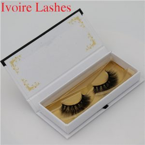 China 3D Silk Fur Lashes With Free Sample