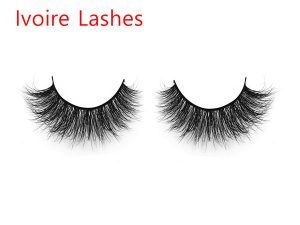 Wholesale With Own Brand 3D Silk Lashes IL3D02