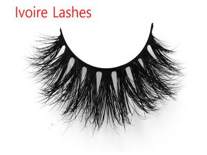Wholesale Clear Band 3D Mink Fur Eyelashes IL3D13A