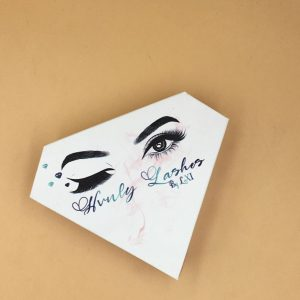 Custom Lash Box Design