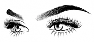 Custom Eyelash LOGO Model :016