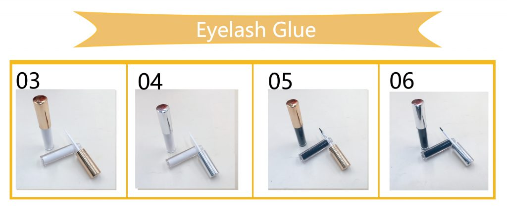 custom eyelash glue usa